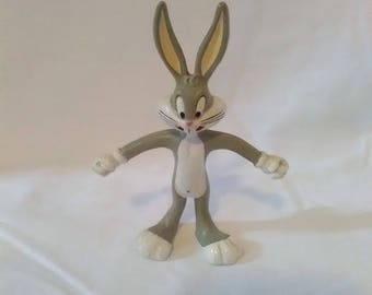 bugs bunny figure vintage  from 1990's.
