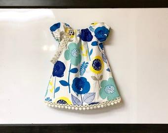 Baby Girl's Peasant Dress