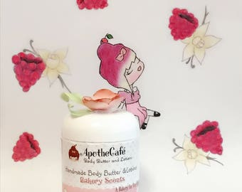 Body Butter- Black Raspberry Vanilla