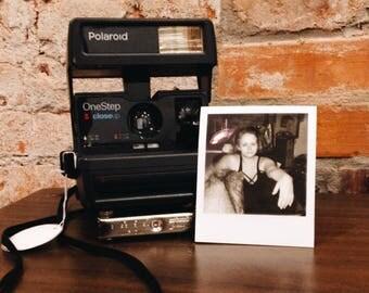 Polaroid OneStep Close-up Instant Camera - 600 Film - Fully Refurbished!