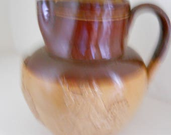 Small Doulton Lambeth stoneware jug/pitcher