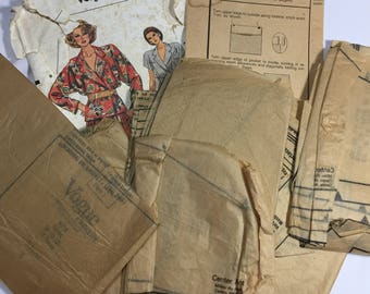 Vintage Sewing Tissue