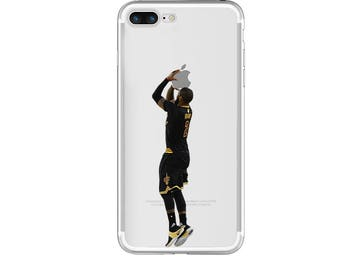 "Basketball iPhone Case, The ""Lebron 2.0"" Basketball Phone Case, Basketball Phone Case, iPhone Case / Fits iPhone 5, iPhone 6, iPhone 7"