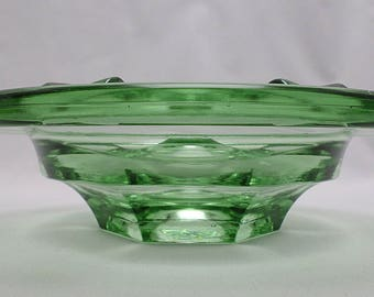 Leerdam Glass Modernist Design Ashtray c.1950s