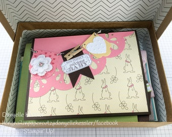 Unique Handcrafted Everyday Boxed Card Sets