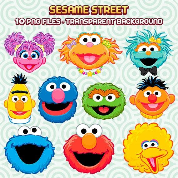 Sesame Street Clipart Sesame Street PNG Sesame Street