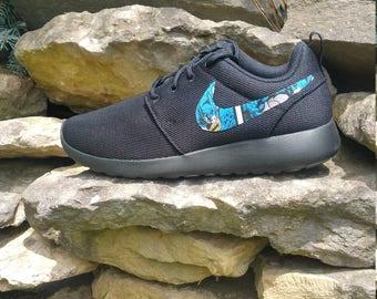 Custom Batman Nike Roshe