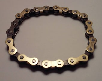 Bike Chain Bracelet, Large, 10 Links