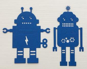 Robots Die Cuts