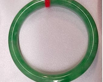 Jadeite Bangle