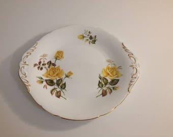Vintage English Bone china platter