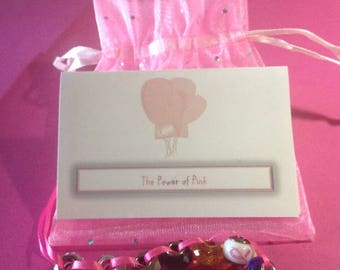 Gift Set - The Power of Pink Devotional Beads (c)