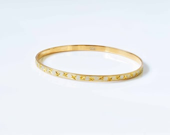 Antique 22k gold bracelet, gold bracelet, antique jewelry, traditional bracelet, womens bracelet, 22k gold, gold art,