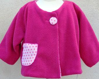 Coat baby girl T-6 months