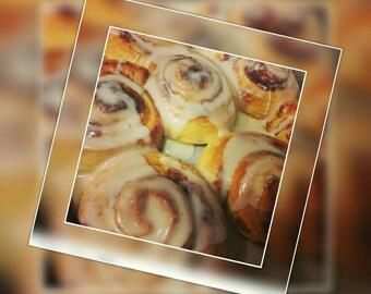 Heavenly Cinnamon Rolls