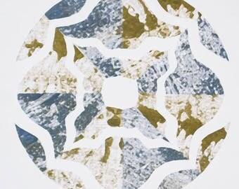 Radial Design 2 Print