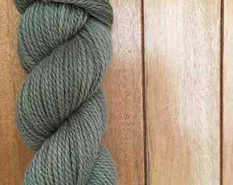 BULKY 2 PLY highland wool SAGE