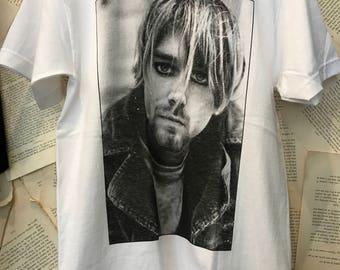 Kurt Cobain tee