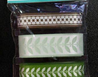 2 Packs Martha Stewart Evening Terrace DecorativeTape- M364002