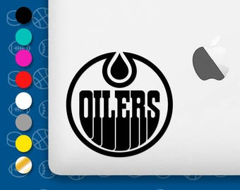 edmonton oilers, oilers decal, oilers sticker, oilers vinyl, oilers vinyl decal, edmonton sticker, edmonton decal, hockey decal