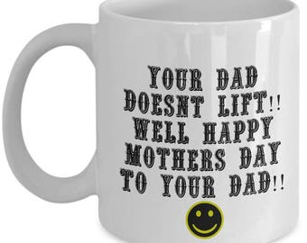 Mug-Humorous Father's Day-Gifts for Men-11oz/15oz