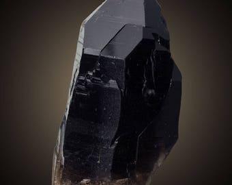 Smoky Quartz; Lolo Pass, 5236' elevation, Missoula Co., Montana, USA  --- minerals and crystals