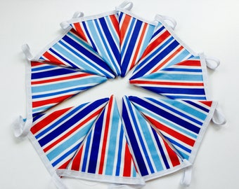 Outside/Waterproof bunting for garden camping caravan party time