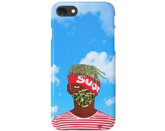 Lil Uzi Vert Kakashi Clouds SUPREME BAPE Phone Case | iPhone 6 6s 7 7+ 8 8+ X | Samsung Galaxy S6, S7, S7 Edge, Note 7 | Ships from USA