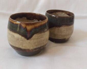 Ceramic Wine Cup set of 2