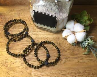 Essential Oil Stretch Bracelet
