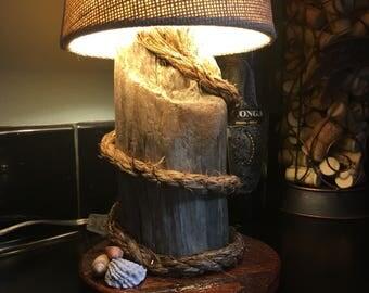 Small Nautical Lamp
