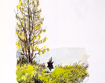 Wind In The Willows Etsy