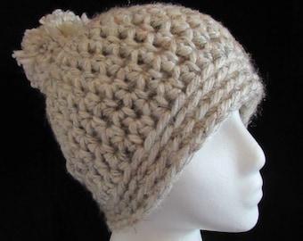 Handmade Chunky Winter Hat |Teen-Adult|