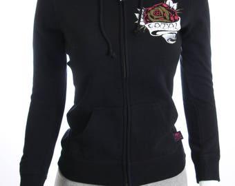 Womans Zip-Up Hoodie