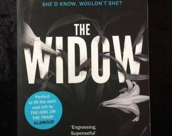 Crime fiction; The Widow- Fiona Barton
