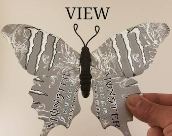 Monster Energy Zero Ultra Butterfly