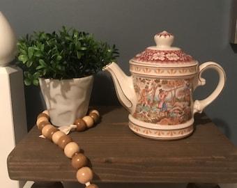 Antique England teapot