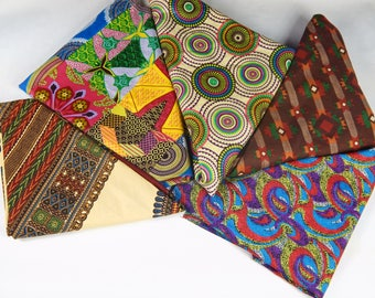 Auth. African Material - Head Wraps