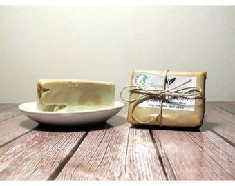 Natural soap with Extra Virgin olive oil