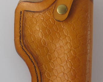 Leather Holster/Cross Draw Holster/Western Holster/