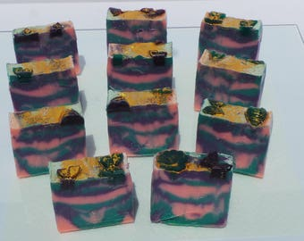 Stress Be Gone Artisan Cold Process Soap