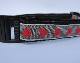 One love | Dog collar