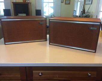 Vintage JBL Lancer 77 - Mid-Century Modern Speaker Perfection