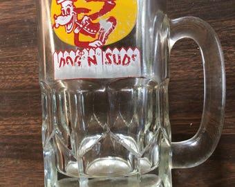 Vintage Dog n Suds Mug