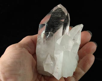 Quartz  Crystal Cluster MED #3