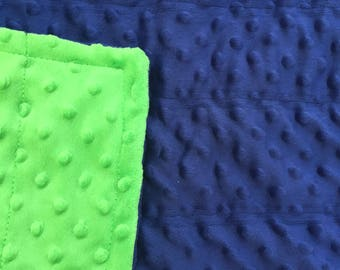 Green /dark blue Lap pad 11X17 ships the next business day!!