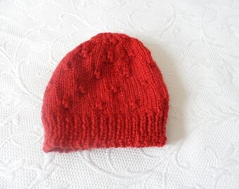 Fancy Red Hat for boy or girl