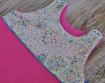 Liberty Adelajda sleeping bag and pink 0-6 months