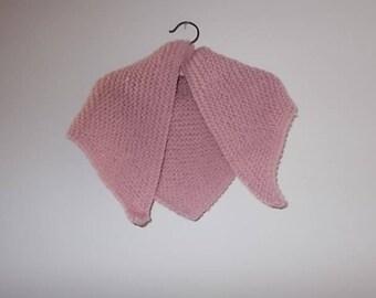 baby knit scarf/shawl/scarf
