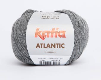 ATlantic from Katia 108 color wool